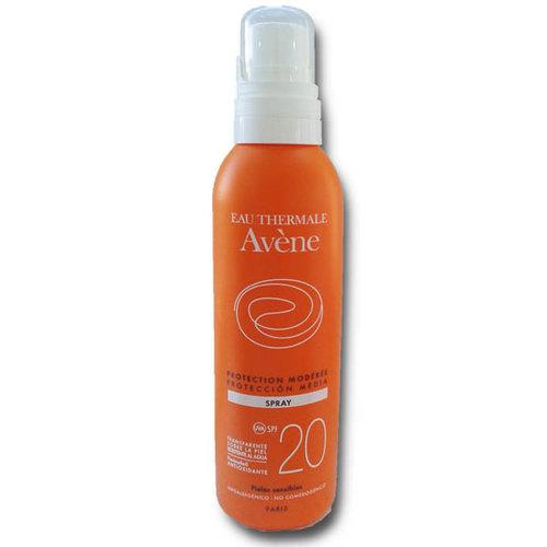 AVÈNE Solar SPF-20 Spray 200ml