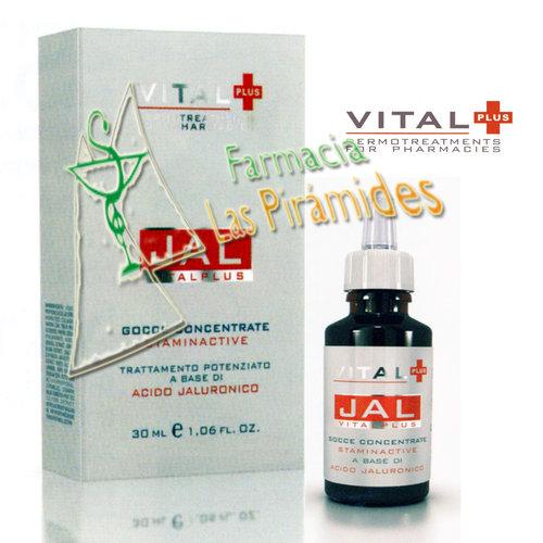 JAL Acido Hialuronico gotas concentradas 45ml.