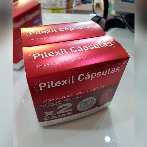 Pilexil 100 CAPS Pack 2 Cajas