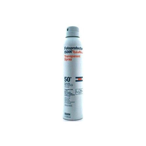 ISDIN SPF-50 Pediatrics Spray Transparent