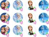 Impresion Galletas Frozen