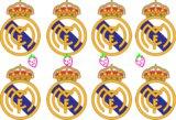 Impresion Galletas Real Madrid 1