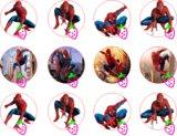 Impresion Galletas Spiderman