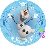 Impresion Frozen 2
