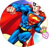 Papel Impreso Superman