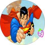 Papel Impreso Superman1