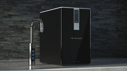 Dispensador de Agua Purificada Fría, Caliente y  Fría con Gas ( Bajo Fregadero)