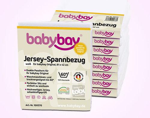 COMBO BIENVENIDA! Pack cuna colecho BabyBay Original + Cojín de lactancia