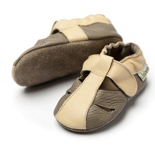 Zapato Blando Gris