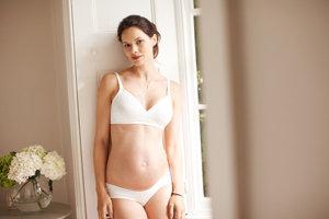 Braguita Biológica Blanca Second Skin Lactancia Amoralia