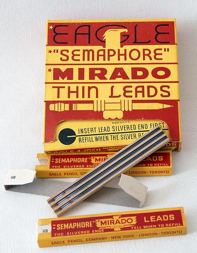 Minas Vintage lead SEMAPHORE  MIRADO 1,16 mm
