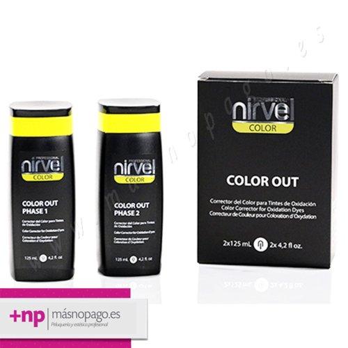 Corrector del Color Nirvel Color Out