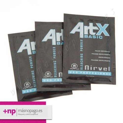 Decoloración Nirvel ArtX Blue - 3 Sobres x 15 gr.