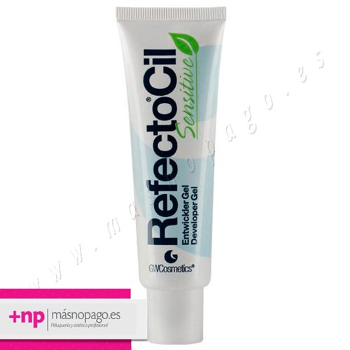 Gel Activador Tinte Pestañas Refectocil Sensitive