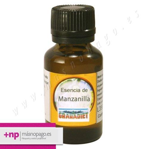 Manzanilla aceite esencial