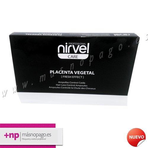 Nirvel Placenta Ampollas antiCaida