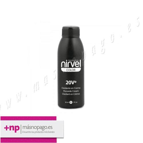 Oxigenada 20 VOLÚMENES - 6% Nirvel 90 ml.