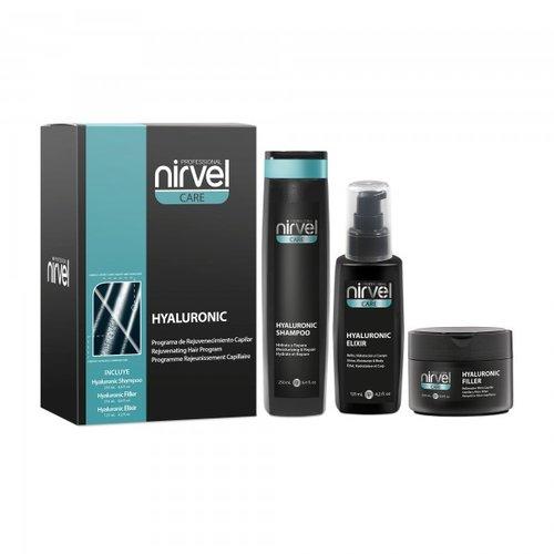 Nirvel Pack Hyaluronic - Rejuvenecimiento Capilar Nirvel
