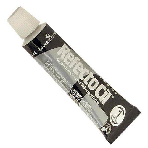 Refectocil Tinte Pestañas y cejas 15 ml. Nº 1 Negro