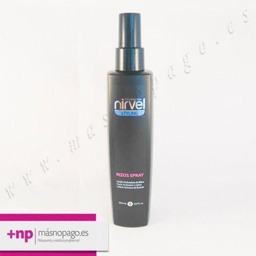 Spray Activador de Rizos 250 ml. NIRVEL