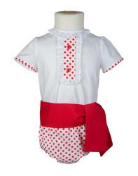 Ranita flamenca para niño