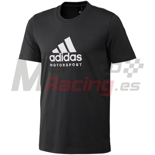 Adidas® Motorsport T-Shirt Negra