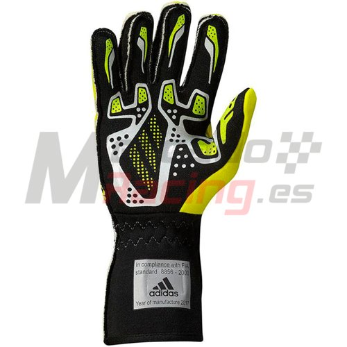 Adidas RSR Glove Fluo/Yellow/Black