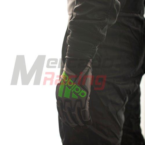Adidas RSK Kart Glove Black/Graphite/Fluo