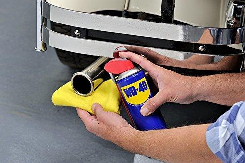 WD40 lubricante aerosol de 500ml