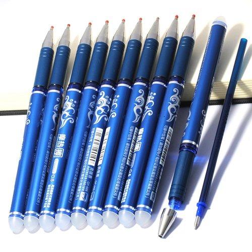 Bolígrafos borrables para copiloto