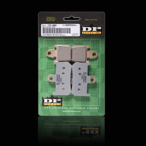 Pastillas de freno sinterizadas Dunlop DP-Brakes