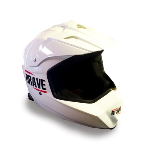 Casco BRAVE Homologado FIA 2015 Carcross