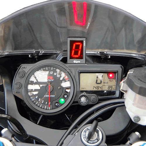 Display indicador de marcha para Suzuki