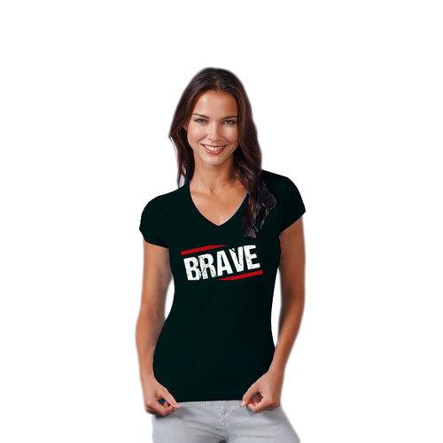 Camiseta Vestir Brave