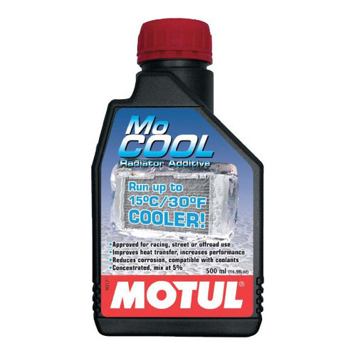 Aditivo de enfriamento Motul Mocool 500ML