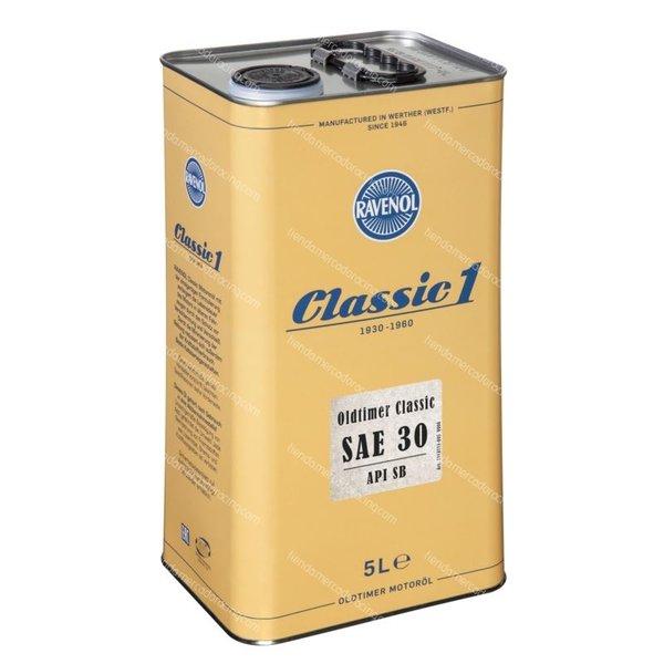 Aceite Vehículos Clásicos
