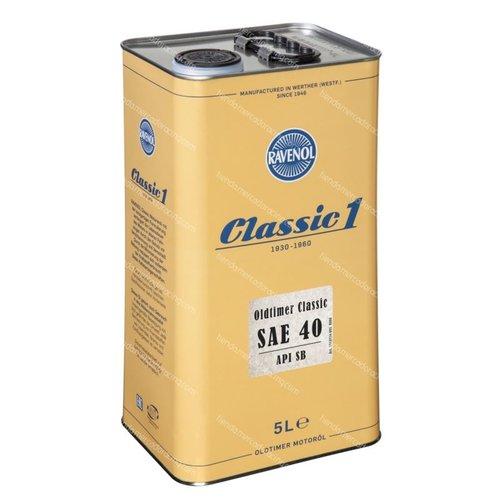 RAVENOL Oldtimer Classic SAE 40 API SB