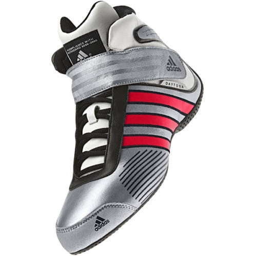 Adidas Daytona Plata/Rojo/Negro
