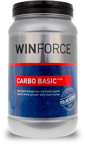 Carbo Basic Plus - Envase de 800gr - nuevo sabor Bayas Polares