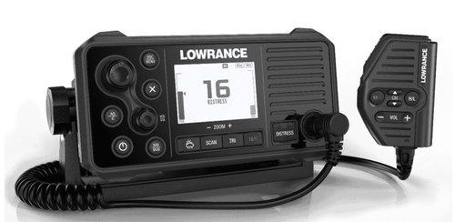 EMISORA LOWRANCE LINK 9 VHF CON DSC