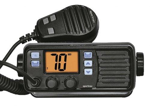 VHF FIJO SPORTNAV SPO507M SIN DSC