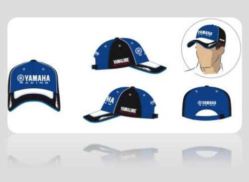 GORRA YAMAHA RACING