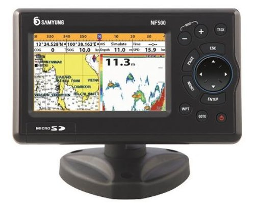 GPS-PLOTER-SONDA SAMYUNG NF-500