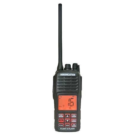 RADIO VHF PORTATIL MARINA HM-160