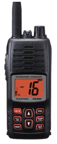 EMISORA VHF STANDARD HX290E