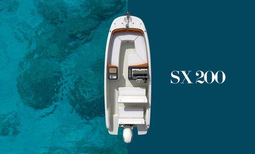 INVICTUS 200 SX CAPOFORTE