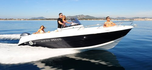 PACIFIC CRAFT 670 OPEN