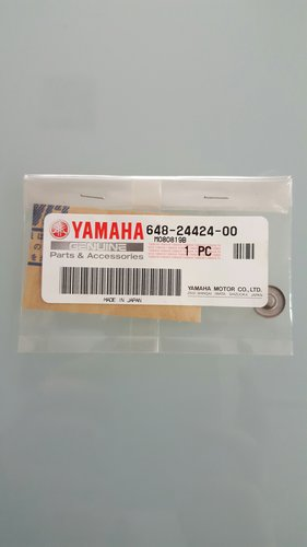 PLACA DE RESORTE YAMAHA