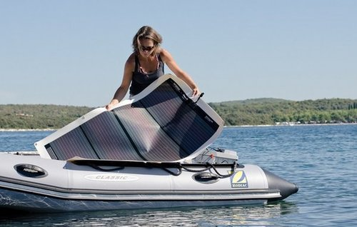 Cargador Solar 45 W TORQEEDO Travel / Ultralight