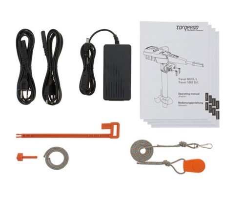 TORQEEDO TRAVEL 1003 C